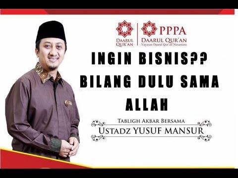 Bisnis Yusuf Mansur
